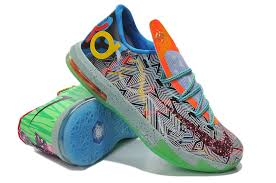nike kd 6 what the kd hoop purple urgent orange shark for