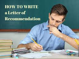 Letter Of Recommendation Template For A Teacher by How To Write A Letter Of Recommendation