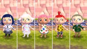 all acnl hairstyles with colours house styles acnl youtube