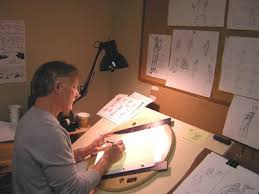 Light Up Drafting Table Animation Studio Stuff For Students Purchasing An Animation Desk