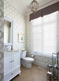 Powder Room Mississauga - regina andrew lighting powder room traditional with white framed