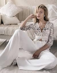 wedding dresses uk designer discount designer 2018 lihi hod jumpsuits wedding dresses