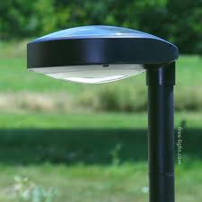 free light solar lights disc solar pathway light