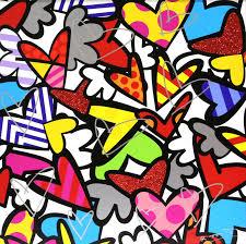 romero britto romero britto u2014 animazing gallery