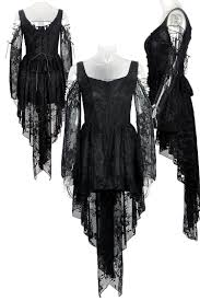 ghost clothing in black ghost dress 38 99 angel clothing