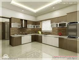 Interior Home Design Kitchen All Home Design And Gallery - Home kitchen interior design photos