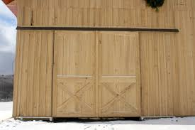 Exterior Insulated Doors How To Build Exterior Insulated Barn Door Search