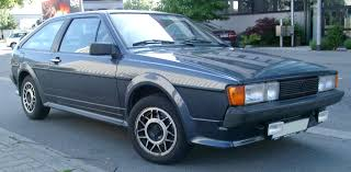 volkswagen scirocco 1989 volkswagen scirocco
