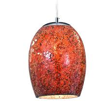 Crackle Glass Pendant Light Pendant Light Crackle Glass Pendant Light 1 Shade Crackle