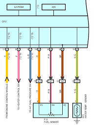 need help interpreting wiring diagram toyota nation forum