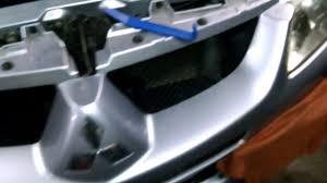 05 mitsubishi lancer evo headlight bulb replacement shortcut youtube