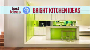 marvelous bright kitchen color design ideas for large and