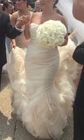vera wang wedding dresses prices vera wang gemma 3 500 size 16 used wedding dresses