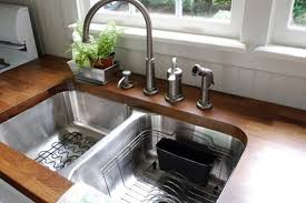 Granite Undermount Kitchen Sinks by 6 Things You Need To Know About Undermount Kitchen Sinks Kitchn