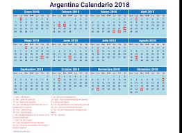 calendario escolar argentina 2017 2018 consultá el calendario de feriados 2018 de la argentina cecoliva