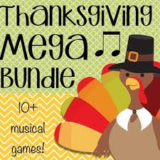 thanksgiving mega bundle 10 and activities tpt