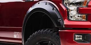 2015 2018 f 150 fender flares americanmuscle com