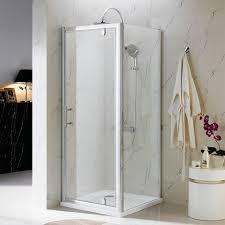 Pivot Shower Door 900mm Imperia 900 X 900 Pivot Shower Door Side Panel With Cast