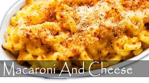jamie oliver macaroni cheese macaroni and cheese recipe mac and cheese youtube