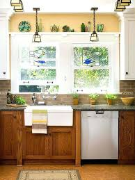 updating kitchen cabinet doors with glass updating old kitchen