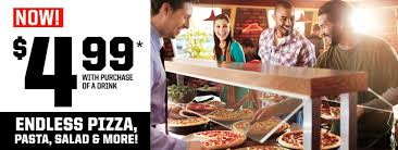 Pizza Buffet Utah by Lunch Buffet Pizza Hut
