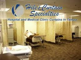 hospital curtains in tampa bay hiles curtains specialties