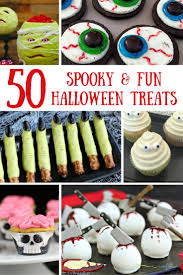50 spooky u0026 fun halloween food u0026 treat ideas