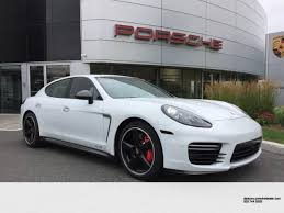 porsche panamera matte red certified pre owned 2016 porsche panamera gts one owner and low miles