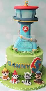 Paw Patrol Cake Decorations 46 Best Paw Patrol Cake Images On Pinterest Birthday Party Ideas