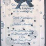 winter wedding invitations uk template best template collection