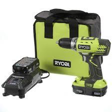black friday ryobi home depot ryobi one 18v compact drill driver select ryobi tool