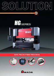 hg series amada pdf catalogue technical documentation brochure