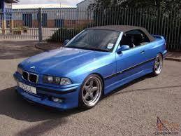 blue porsche convertible m3 e36 1999 convertible ac schnitzer cs sport carbon body porsche