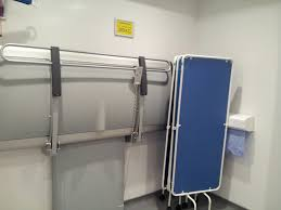 Mounted Changing Table by 75 Best Changing Places Tour Our Cptour To See Changingplaces