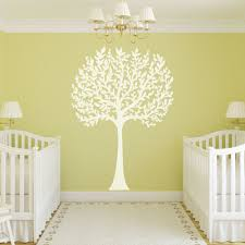White Tree Wall Decal Nursery by Popular Tree White Decal Buy Cheap Tree White Decal Lots From