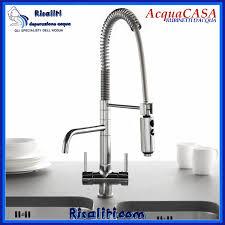 rubinetti miscelatori cucina risaliti depurazione acqua e piscine prato e pistoia rubinetto