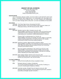 Sample Resume Youth Mentor by Write Properly Your Accomplishments In College Application Resume