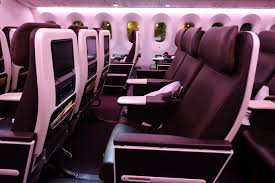 review virgin atlantic 787 9 premium economy lhr to ewr