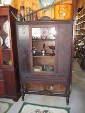 Display Cabinet Vintage Vintage China Cabinet Ebay