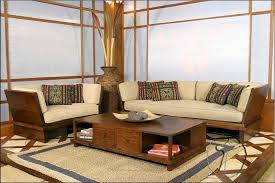 Wood Living Room Home Design Ideas - Wood living room design