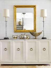 Ways To Add Sparkle To Your Home Credenza Dining Room - Dining room sideboard