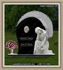 headstones and memorials blank gravestone