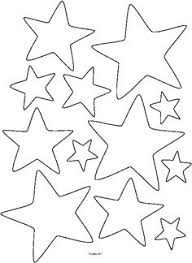 coloring pages star places visit craft