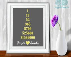 1 year wedding anniversary gifts for great 1 year wedding anniversary gift b54 on images selection m52