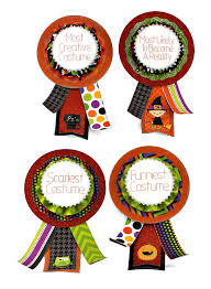 Halloween Costumes And Props Halloween Costume Party Ribbons Pazzles Craft Room