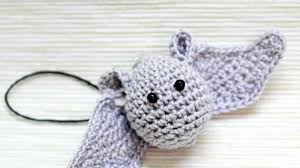 Crochet Halloween Garland How To Make A Halloween Charm Amigurumi Bat Diy Crafts Tutorial