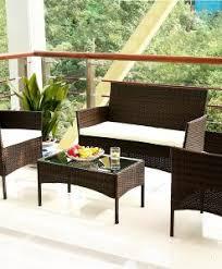Rattan Wicker Patio Furniture Outdoor Wicker Patio Furniture Beachfront Decor