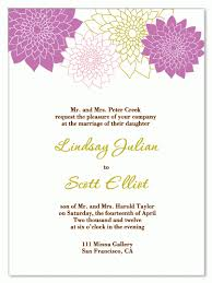 Invitation Greetings Wedding Invitation Wording Ceremony And Reception At Same Place