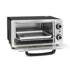 Cuisinart Exact Heat Toaster Oven Cuisinart Stainless Steel Toaster Oven Tob 260n1 The Home Depot