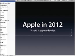 apple presentation powerpoint template keynote tutorial how to